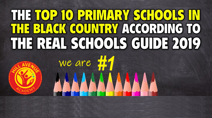 Hill Avenue number 1 in Top 10 Black Country Schools